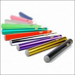 custom color ecig batteries