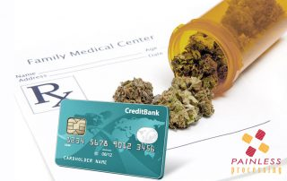 Marijuana Dispensary Cart Payment Processsing